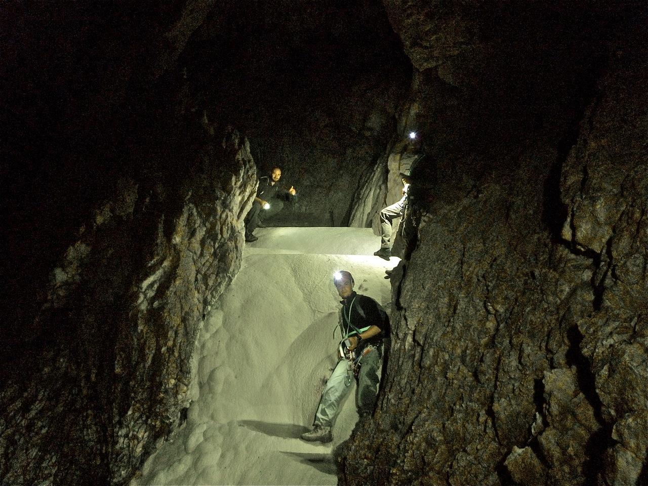 visita speleologica grotta di luppa sante marie
