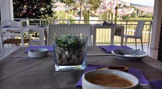 Esterno Villa Palentina Country House B&B Marsica